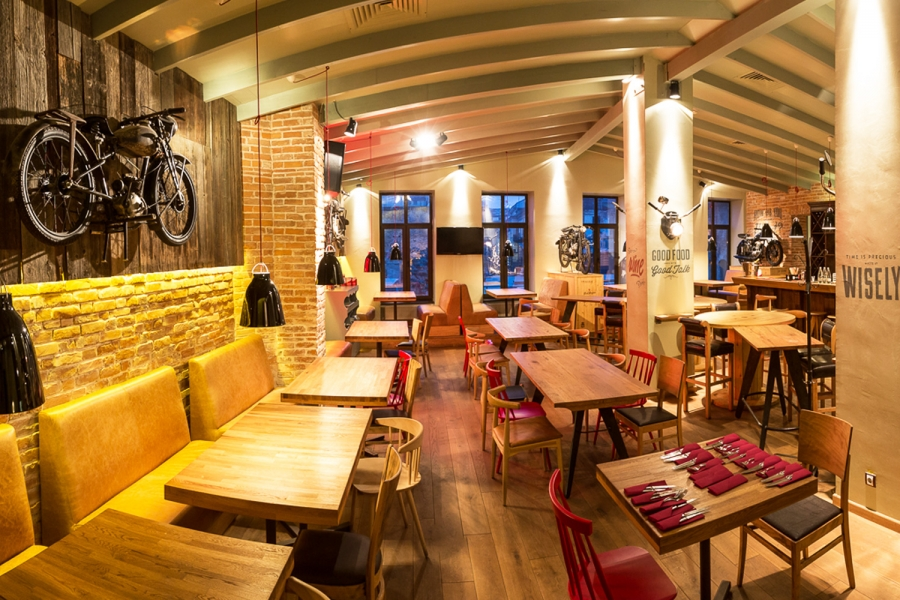 Restaurant Red Angus Steakhouse - Centrul Vechi Bucuresti