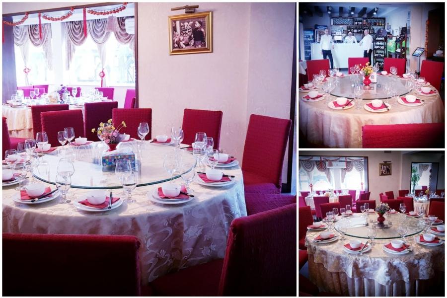 Restaurant Shanghai Garden - Pipera Bucuresti