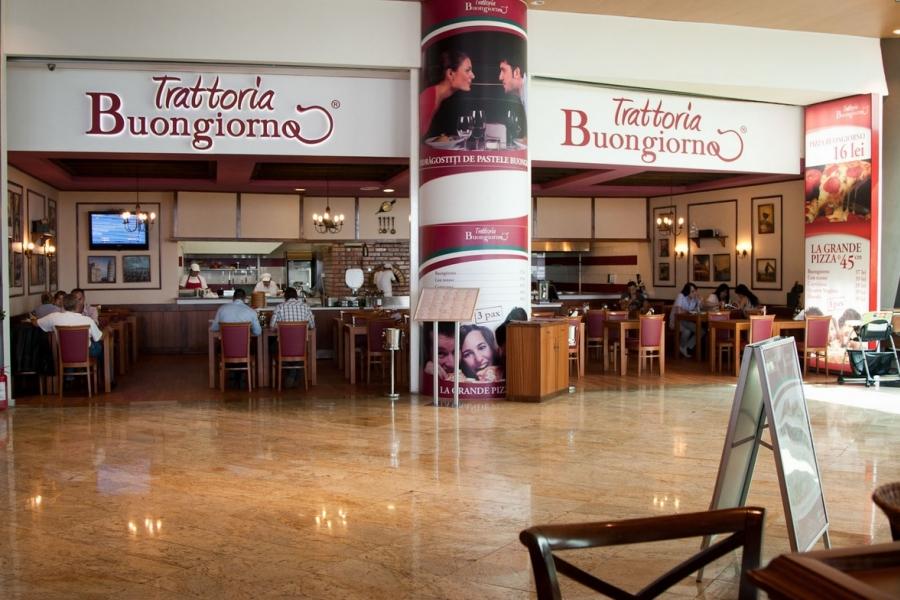 Restaurant Trattoria Buongiorno Baneasa - Shopping City Bucuresti