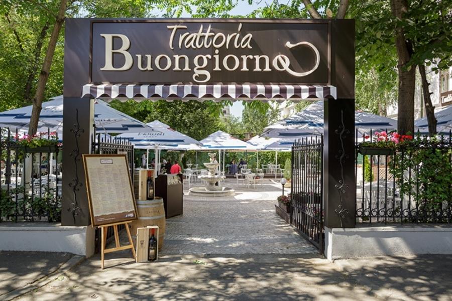 Restaurant Trattoria Buongiorno Lido Bucuresti