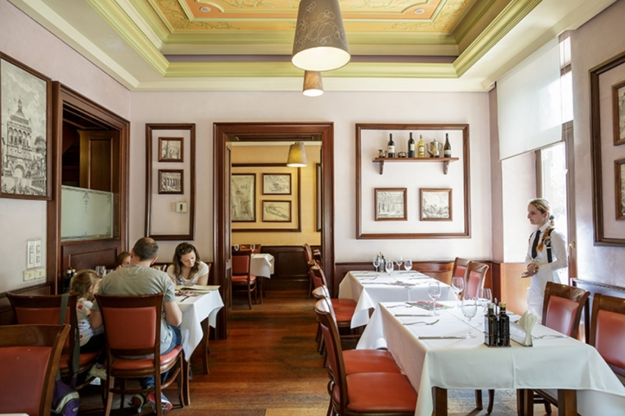Restaurant Trattoria Buongiorno - Piata Victoriei Bucuresti