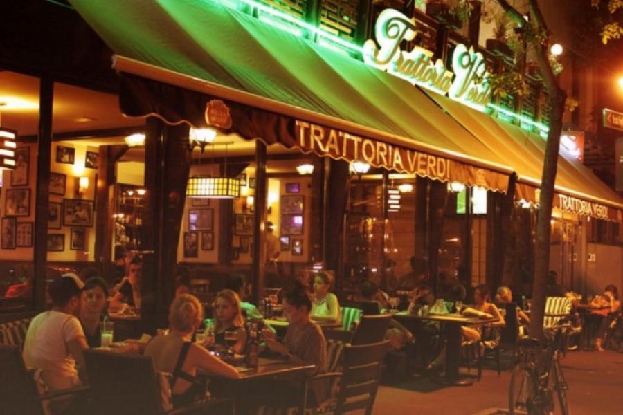 Restaurant Trattoria Verdi Aviatorilor