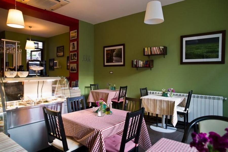 Restaurant Violeta's Vintage Kitchen Bucuresti