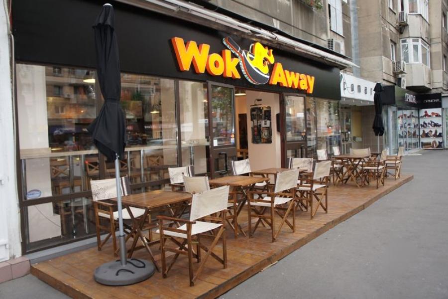 Restaurant Wok Away Bucuresti