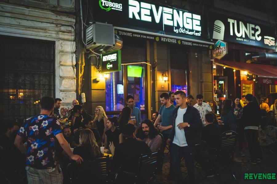 Revenge Pub - Centrul Istoric Bucuresti
