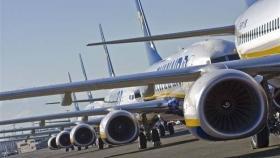 Ryanair inchide unele baze din cauza problemelor cu avioanele Boeing 737 Max