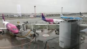 Se suspenda temporar toate zborurile comerciale dintre Franta si Romania si dintre Germania si Romania