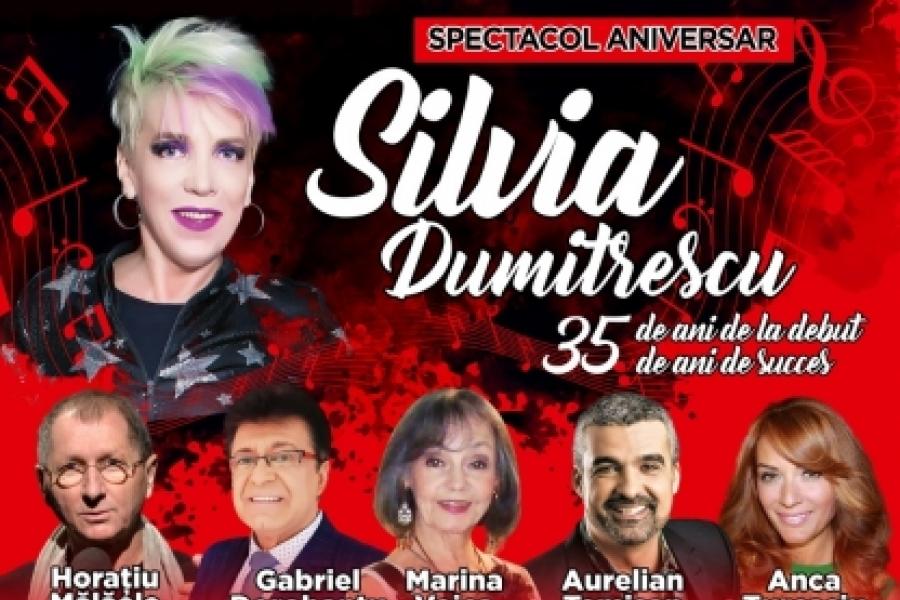 SILVIA DUMITRESCU - 35 de ani de la debut. 35 de ani de succes