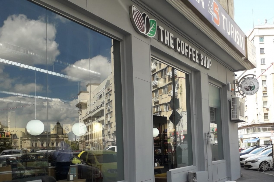 The Coffee Shop Campineanu Bucuresti