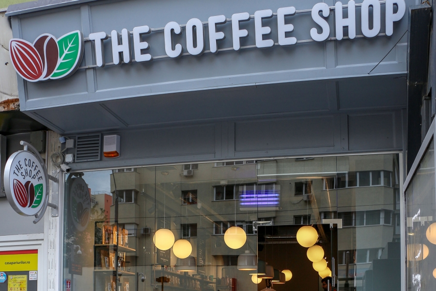 The Coffee Shop Iancului Bucuresti