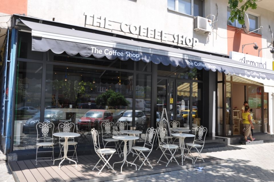 The Coffee Shop Mosilor Bucuresti