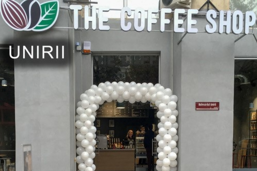 The Coffee Shop Unirii Bucuresti
