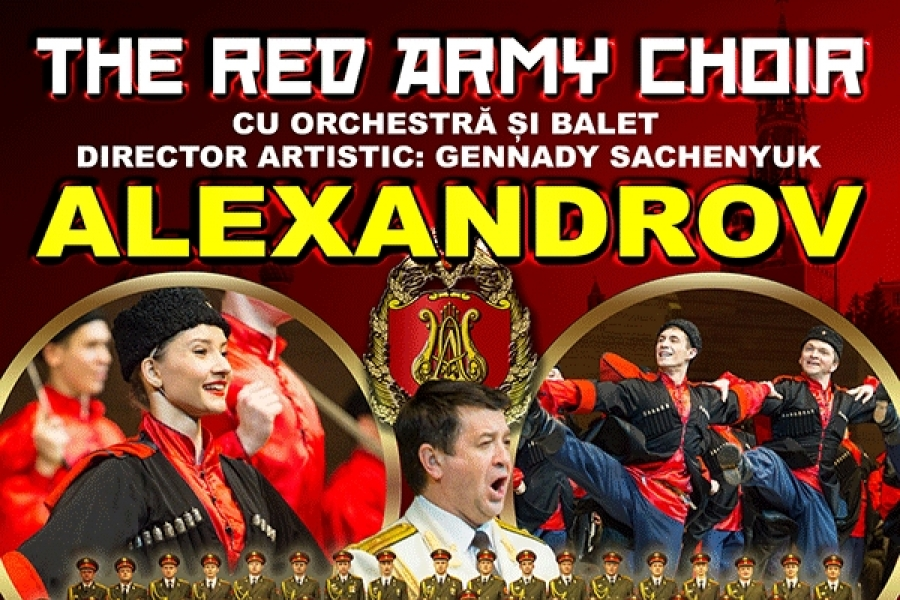 The Red Army Choir - The great revival