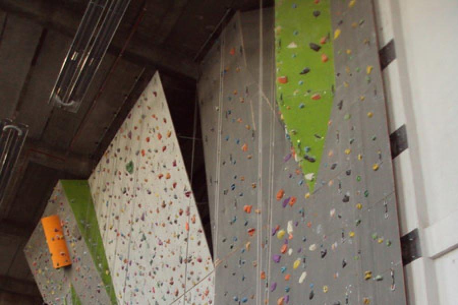 Vertical Spirit - Escalada Baicului - Bucuresti