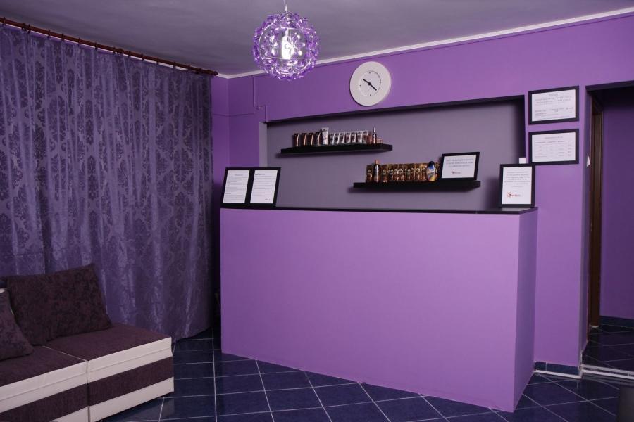 Violet Sun Studio - salon bronzare Bucuresti