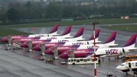 Wizz Air suspenda zborurile catre Marea Britania, Elvetia si Olanda pana pe 18 aprilie
