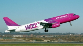 WizzAir suspenda toate zborurile pe rutele spre nordul Italiei