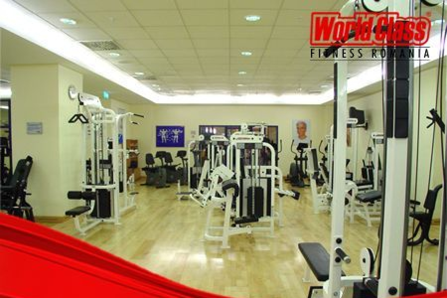 World Class Health Academy The Grand Bucuresti