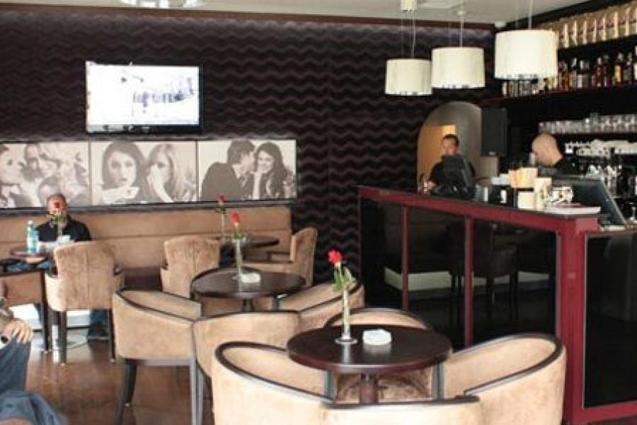 Zvon Cafe C.A. Rosetti Bucuresti