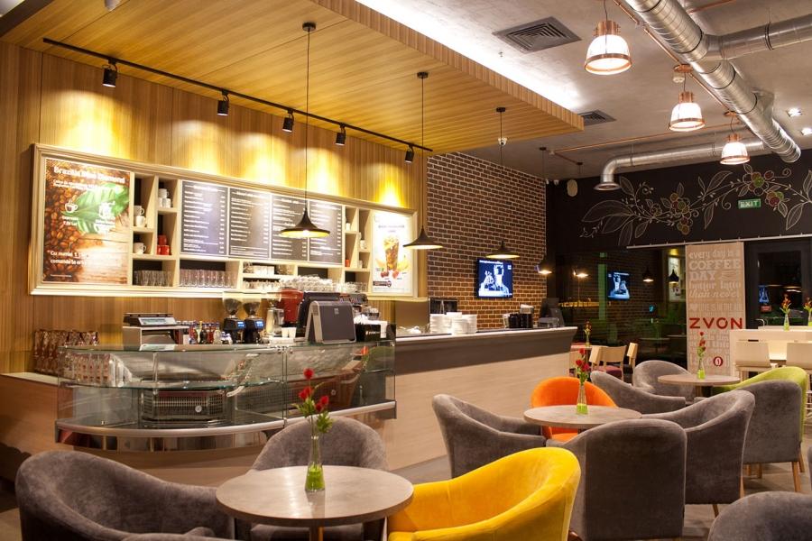 Zvon Cafe Promenada Mall Focsani