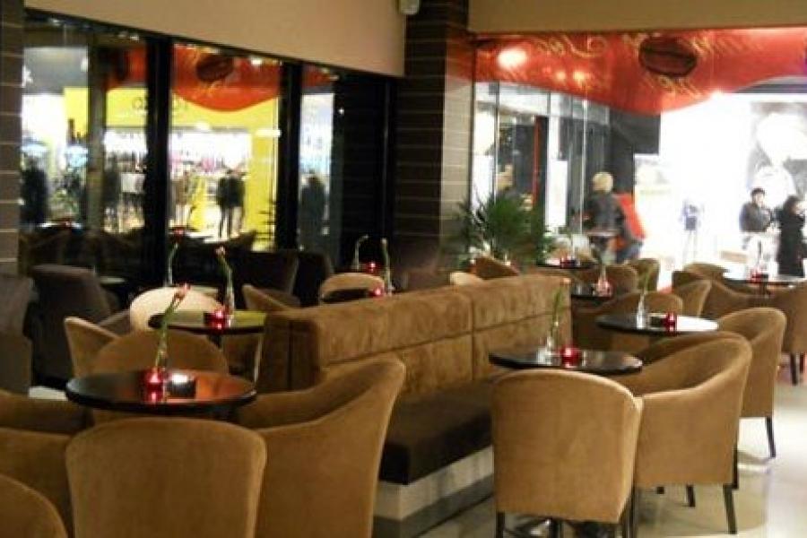 Zvon Cafe Severin Shopping Center - Drobeta-Turnu Severin