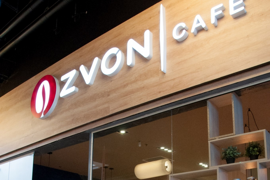Zvon Cafe Severin Shopping Center