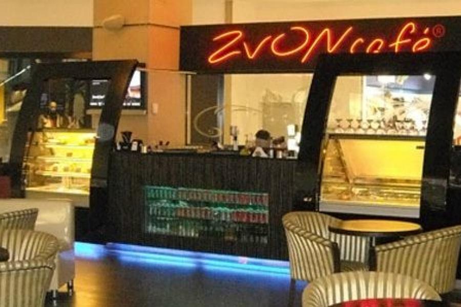 Zvon Cafe Vitantis Bucuresti